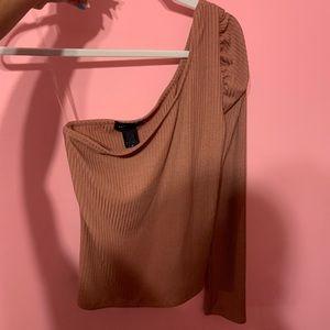 Tops - One sleeve top